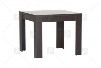 Stôl Saturn 40 Venge Luisiana - výpredaj ciemny Stôl
