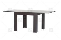 Stôl Saturn 40 Venge Luisiana - výpredaj rozlozony Stôl
