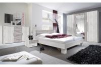 Szafa czterodrzwiowa do sypialni Vera 20 Arctic pine jasny/Arctic pine ciemny sypialnia z szafą
