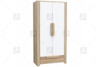 Szafa z szufladą LCXS82 Lace biała szafa