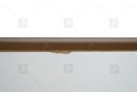 Szafka Briks RTV2 - Biały/Biały połysk - Wyprzedaż  uszkodzona szafka