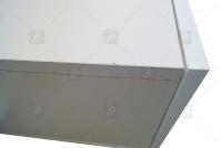 Skrinka Briks TV2 - Biela/Biely lesk - výpredaj  outlet s nábytkom