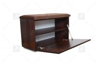 Szafka na buty Keri 1 - Materiał łatwoczyszczący - Wyprzedaż  szafka z półkami