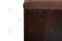 Szafka na buty Keri 1 - Materiał łatwoczyszczący - Wyprzedaż  siedzisko tapicerowane