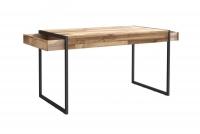 Zestaw mebli pokojowych Hud III stół z szuflkadami